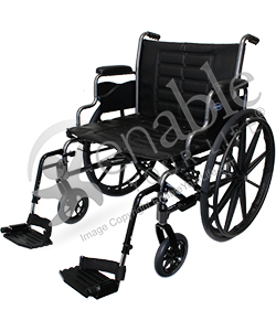 Invacare® Tracer IV® Heavy Duty Bariatric Wheelchair