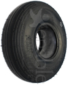 10 x 3 in. (3.00-4) Kenda K301 Wheelchair / Scooter Tire in Black