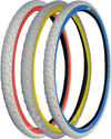 24 x 2 in. (50-540) Kenda Kobra Off-Road & Recreation Wheelchair Tire - Available in 3 colors