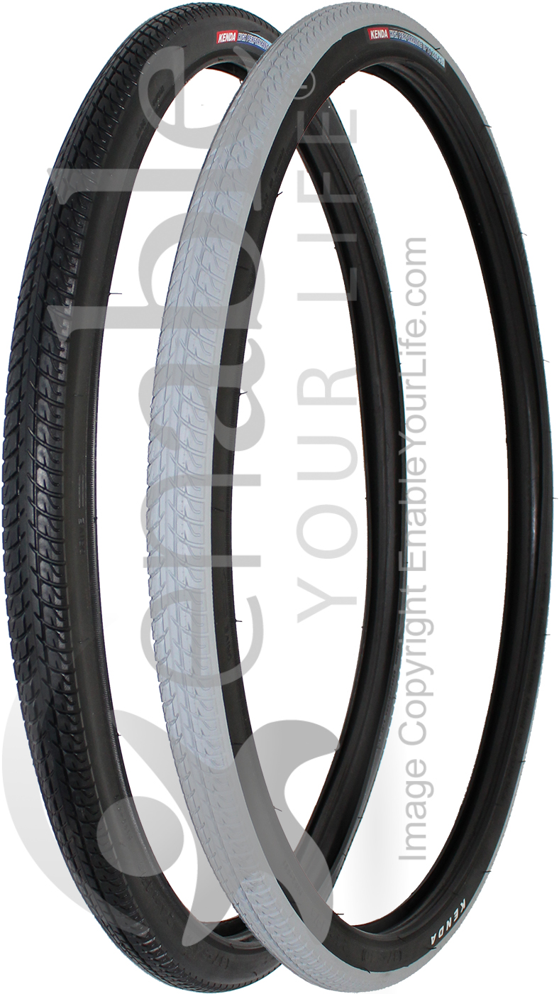 24 X 1 3 8 In 37 540 Kenda Kourier Wheelchair Tire