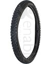 24 x 2.1 in. (54-540) Kenda Nevegal Off-Road & Recreation Wheelchair Tire - Angled view shown
