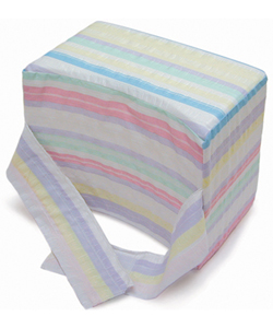 Mabis DMI Knee-Ease Pillow - Multi-Stripe