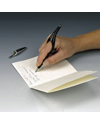 Maddak RinG-Pen™ Writing Instrument - Shown in use