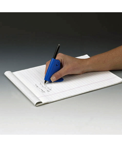 Maddak Steady Write® Writing Instrument - Shown in use