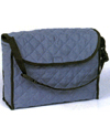Maddak Wheelchair & Walker Tote Bag - Shown in gray