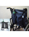 Maddak Mini Oxygen Tank Holder for Wheelchairs