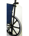Wheelchair Crutch / Cane Holder