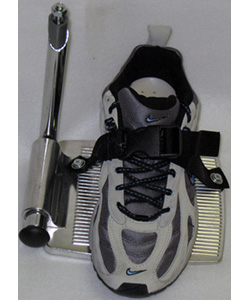 Wheelchair Ankle and Toe Strap with Pinch Buckle