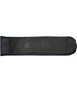 Wheelchair or Scooter Seat Belt Pad
