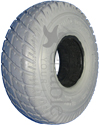 10 x 3 in. (3.00-4) Primo Durotrap Foam Filled Wheelchair/Scooter Tire