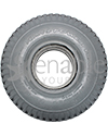 10 x 3 in. (3.00-4) Primo Powertrax Heavy Duty Foam Filled Tire - Side view shown