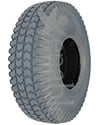 10 x 3 in. (3.00-4) Primo Powertrax Foam Filled Wheelchair/Scooter Tire