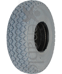 4.00-5 Primo / CST Diamond Foam Filled Wheelchair/Scooter Tire