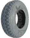 4.10 x 3.50-6 Primo Ability Foam Filled Wheelchair / Scooter Tire