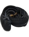 8 x 1 1/4 in. Thorn Resistant Wheelchair Inner Tube