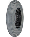 7 x 1 3/4 in. Multi Rib Wheelchair / Scooter Tire