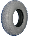 8 x 2 in. (200 x 50) Knobby Wheelchair / Scooter Tire