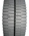 20 x 2.125 in. (57-406) Wheelchair Lug Tire - Tread pattern shown up-close