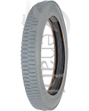 16 x 2.125 in Primo Lug Wheelchair Tire
