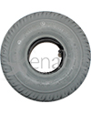 10 x 3 in. (3.00-4) Primo Durotrap Wheelchair / Scooter Tire - Side view shown