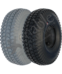 10 x 3 in. (3.00-4) Primo Powertrax Wheelchair / Scooter Tire