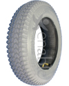 14 x 3 in. (3.00-8) Primo Powertrax Pneumatic Wheelchair Tire