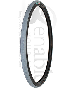 24 x 1 3/8 in. (37-540) Primo X-Treme Wheelchair Tire