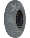 8 x 2 in. (200 x 50) Primo Durotrap Wheelchair / Scooter Tire