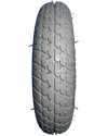 8 x 2 in. (200-50) Primo Durotrap Wheelchair / Scooter Tire - Tread pattern close-up