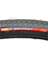 25 x 1 in. (25-559) Primo Passage Wheelchair Tire - Up close