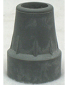 Gray Crutch / Utility Tip - Fits 7/8 in. Tube