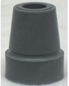 Gray Crutch / Utility Tip - Fits 5/8 in. Tube