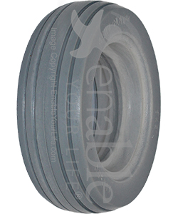 6 x 2 in. (150 x-50) 4 Rib Aero-Flex™ Urethane Wheelchair Tire