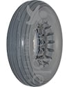 7 x 2 in. (180 x 50) Multi-Rib Urethane Wheelchair Tire