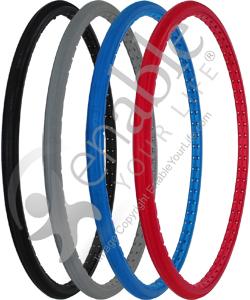 size 40 b4dd5 bf93e (25-540) Shox Urethane Wheelchair Tire - Herringbone