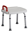 Nova Deluxe Adjustable Bath Bench With 300 lb Capacity