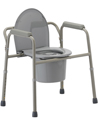Nova 3 in 1 Bariatric Commode with 350 lb Capacity