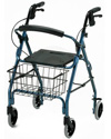 Nova GetGO Rollator With Basket
