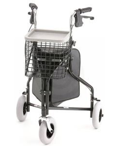 Nova Traveler 3 Wheel Walker