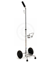 Nova Adjustable Oxygen Tank Cart with Wheels