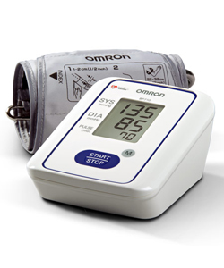 Omron® 3 Series™ Upper Arm Blood Pressure Monitor