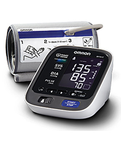 Omron® 10 Series Plus™ Upper Arm Blood Pressure Monitor
