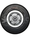 6 x 2 in. Jazzy 600 ES Replacement Wheelchair Caster Wheel - Front view shown
