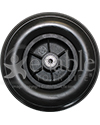 8 x 2 in. (200 x 50) Replacement Caster Wheel for the Jazzy Select HD - Front view shown for models ending in serial number S10