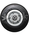 6 x 2 in. Jazzy Elite 14 and Elite HD Replacement Caster Wheel - Front view shown