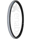 24 x 1in. (25-540) Schwalbe Marathon Plus Evolution Wheelchair Tire - Gray tread black sidewall shown