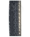 24 x 1 in. (25-540) Marathon Plus Evolution Wheelchair Tire - Close up view