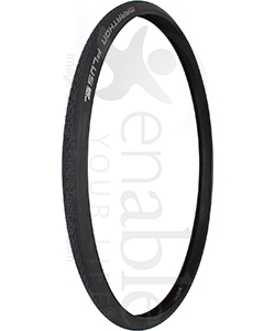 26 x 1 in. (25-590) Marathon Plus Evolution Wheelchair Tire