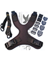 Therafin Wheelchair Butterfly Chest Harness Dynamic Comfort Fit - Female Kit View