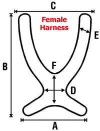 Female Harness Specifications